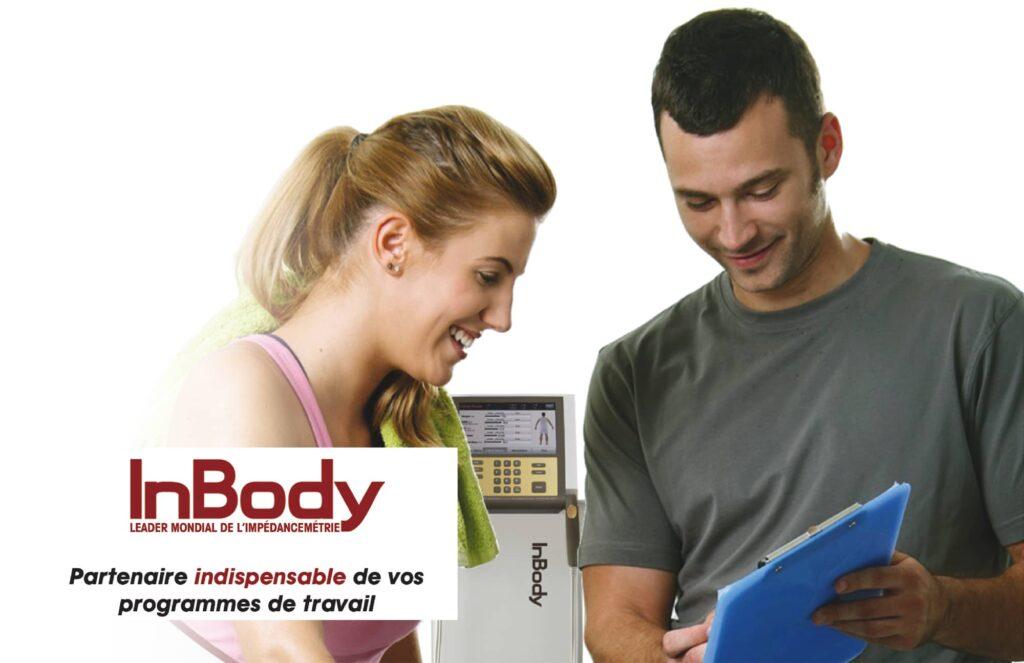 InBody - bilan corporel