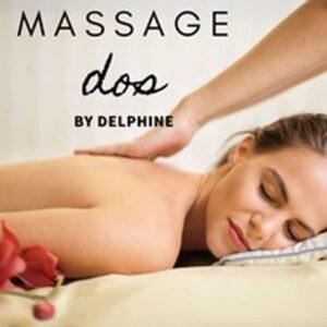 Massage du dos à Gulfstream Saumur
