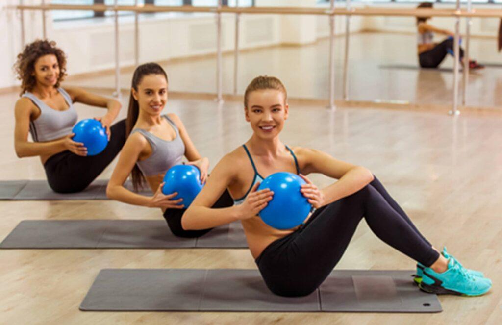 Pilates Small Group
