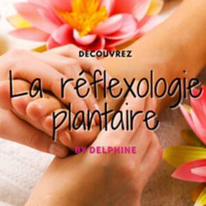 La réflexologie plantaire à Saumur