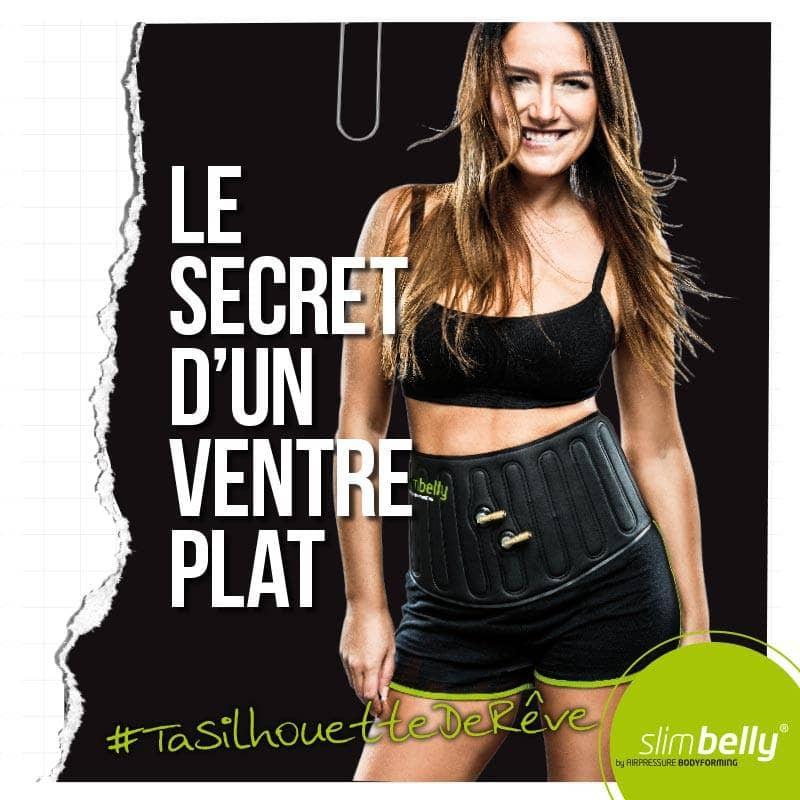 Le secret d'un ventre plat !
