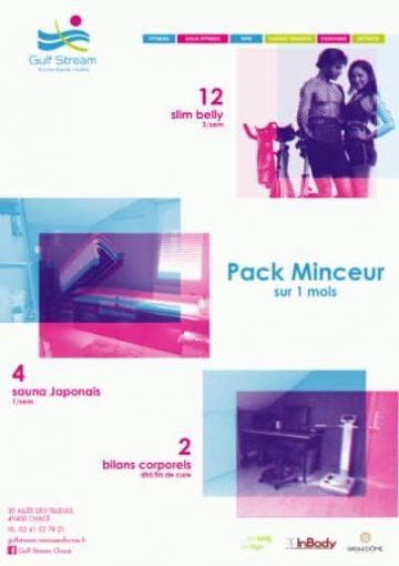 Offre Pack Minceur